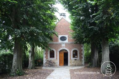 Die Kapelle unserer lieben Frau der Engel bei Froidthier, Clermont sur Berwinne